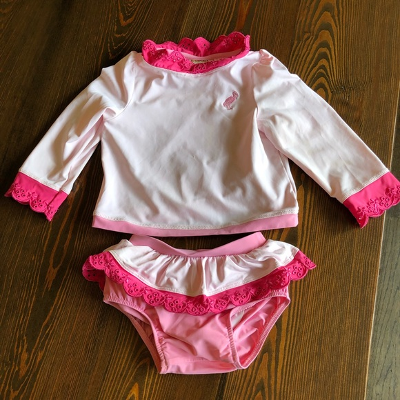c7bc2b3ee8dac The Beaufort Bonnet Company Pink Swim Set. M_5c7987e1819e90543198d2fb
